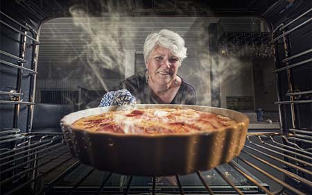 Bake-plain-crusts-or-filled-pies-in-a-hot-oven-to-set-the-crust's-structure
